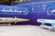 Iran Pamer Rudal Baru, Diberi Nama Soleimani