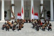Fokus Atasi Corona, Istana Tegaskan Tak Ada Wacana Reshuffle Kabinet