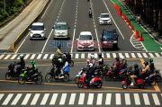 Ganjil Genap Sepeda Motor hanya Picu Angkutan Umum Tambah Penuh Sesak