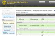 Pendaftaran Simak UI Program S2 dan Spesialis Dibuka, Cek Link Ini