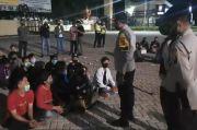 51 Pesilat Diamankan Polisi karena Memicu Keributan dan Serang Warga