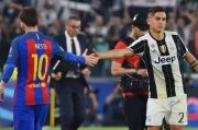 Dybala Ideal Gantikan Messi di Barcelona