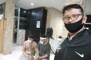 Hipnotis Pedagang HP, Dua WNA Bersaudara Babak Belur Dihajar Warga di Bekasi