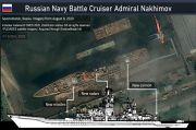 Kapal Perang Paling Berbahaya Rusia Admiral Nakhimov Siap Dimunculkan Lagi