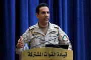 Koalisi Arab Tembak Jatuh Drone dan Rudal Houthi yang Menuju Arab Saudi