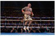 Tertawa Bahagia Whyte KO, Andy Ruiz: Dia Kurang Ajar dan Tak Punya Rasa Hormat
