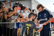 Era Pirlo Dimulai, Latihan Perdana Juventus Dipantau Staf Pelatih
