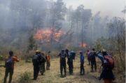 Pembakaran Lahan oleh Masyarakat Berisiko Tinggi