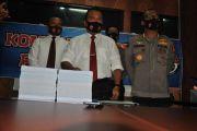 Polda Jambi Tetapkan 2 Tersangka Korupsi RSUD H. Hanafi Bungo