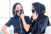 Tampil Fashionable dengan Masker Berlian