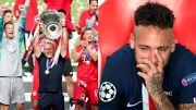 Skuat Bayern Muenchen Ejek Neymar Jr di Kamar Ganti?