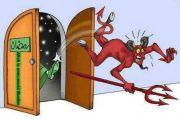 Inilah Musuh Kita yang Sebenarnya, 9 Nama Setan dan Tugasnya