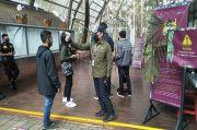 Pengunjung Meningkat, Pengelola Wisata di Lembang Terapkan Prokes Ketat
