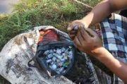 Terbongkar, Limbah Medis Dibuang Sembarangan ke Sungai di Probolinggo