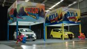 Daihatsu Bersiap Unboxing Car New Ayla dan New Sirion