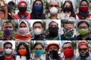 Ini Cara Pakai Masker yang Benar: Harus Menutup Hidung, Mulut, dan Dagu