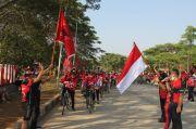 Kenang Kepemimpinan Jokowi-Ahok, PDIP Gelar Acara Gowes di Waduk Pluit