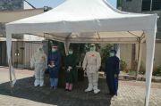 GOR Tambora Jadi Tempat Isolasi Mandiri Pasien Covid-19, Begini Aktivitasnya