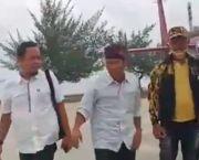 Viral Heli Karhutla Diduga Dipakai untuk Musda Golkar di Riau