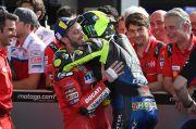 Bos Michelin Tanggapi Keluhan Dovizioso dan Rossi