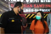 Suami Ditahan, Ibu Rumah Tangga Ini Nekat Jadi Kurir Sabu