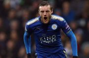Totalitas Jamie Vardy untuk Leicester City