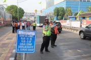 4.894 Pelanggar Ganjil Genap Ditilang, Jalan Ibu Kota Masih Macet