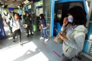 Transjakarta Bangun Empat Halte Terintegrasi dengan Stasiun Kereta Api