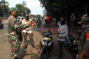 55 Orang Terjaring Razia Masker di Jagakarsa