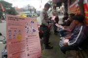 Pelanggar PSBB di Kota Depok Tembus 11.000 Kasus, Mayoritas Tak Pakai Masker
