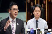 Dua Legislator Pro Demokrasi Hong Kong Diciduk Polisi