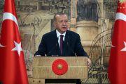 Erdogan Terima Dua Pemimpin Hamas, AS Uring-uringan