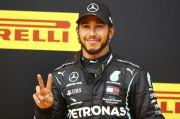 Hamilton Diyakini Kian Dekat ke Rekor Schumacher di Spa-Francorchamps