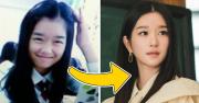 Foto-foto Transformasi Seo Ye-ji dari Balita, Remaja, sampai Dewasa