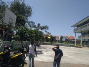 Tiga Bendera Merah Putih di Kampus Dicuri, Pelaku Terekam CCTV