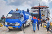 Pertamina Perkuat Pasokan BBM di Pulau Enggano