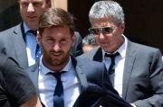 Ayah Messi Sebut Kutipan Anaknya Gabung Man City Bohong