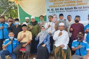 Putri Wapres dan Ketua Umum Rejo Letakan Batu Pertama Rumah Hafidz Quran
