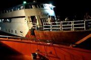 Kapal Mati Mesin di Tengah Laut Buton, Penumpang Panik Dievakuasi