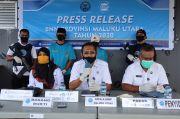 Nyabu, ASN di Kota Ternate Dibekuk BNN Maluku Utara