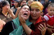 Kompak, Biden dan Trump Kutuk Perlakukan China Terhadap Muslim Uighur