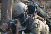 Aksi Infiltrasi Pasukan Katak Menyegap Musuh dari Darat, Laut dan Udara
