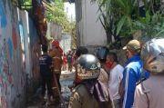 Puntung Rokok Diduga Penyebab Kebakaran Gedung Kosong di Pakualaman
