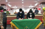 Pemprov-DPRD Tandatangani Nota Kesepakatan KUA dan PPAS APBD 2021
