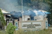 Kronologi Perusakan dan Pembakaran Kantor BKD Mamberamo Raya