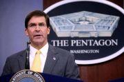 Bos Pentagon Minta Negara-negara Lain Gabung AS Lawan China di Indo-Pasifik