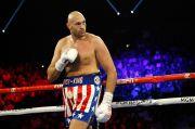 Tyson Fury Emosi Diledek Anthony Joshua: Ayo Bertarung, Jangan Penakut