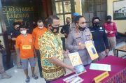 Kasus Sabu, Pemain Sinetron Kembali Dicokok Polisi
