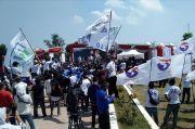 Didukung 10 Partai, Cellica-Aep Deklarasikan Maju Pilkada Karawang