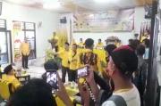 Musda Partai Golkar Labuhanbatu Ricuh, Ada Aksi Banting Kursi